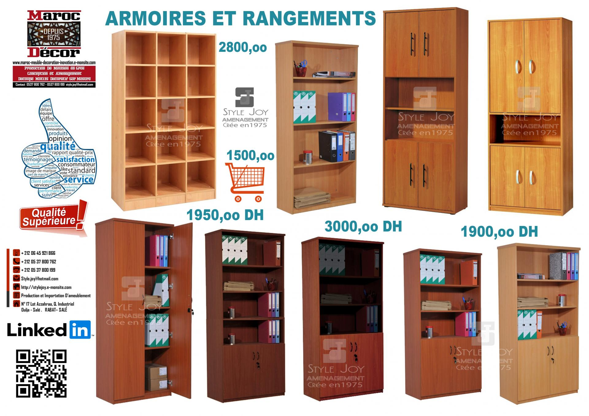 n 1 en mobilier bureau rabat casablanca deco inovation meuble rabat. Black Bedroom Furniture Sets. Home Design Ideas
