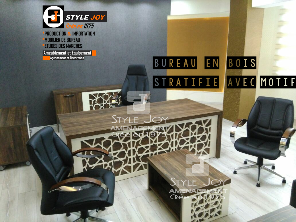 N 1 en mobilier bureau rabat casablanca deco inovation for Mobilier bureau